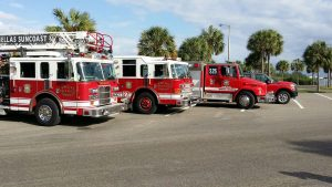 Pinellas Suncoast Fire & Rescue Department Equipment.