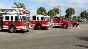 Pinellas Suncoast Fire & Rescue Department Equipment.