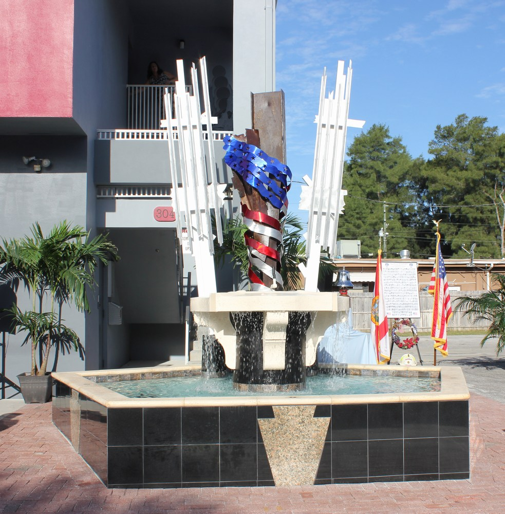 Pinellas Suncost's 9/11 Memorial
