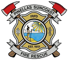 Pinellas Suncoast Fire & Rescue District Retina Logo