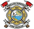 Pinellas Suncoast Fire & Rescue District Sticky Logo