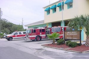 Pinellas Suncoast Fire Station #27 Indian Rocks Beach