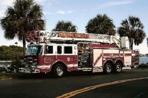 Pinellas Suncoast Fire Engine. No picture available for Station #26